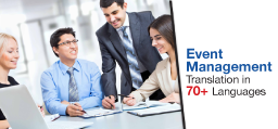event management translation