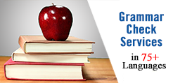 Grammar Check Services in Algeria