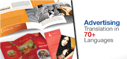 Advertising Materials Translation