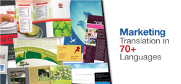 Marketing Materials Translation