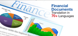 Financial Documents Translation